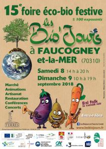 Affiche bio jours 2018
